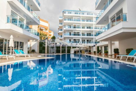 Современные квартиры по привлекательным ценам в Авсалларе