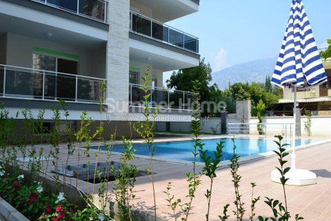 Доступные современные квартиры в Махмутларе