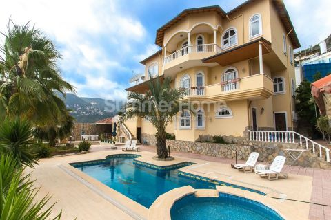 Ausgezeichnete Meerblick Villa