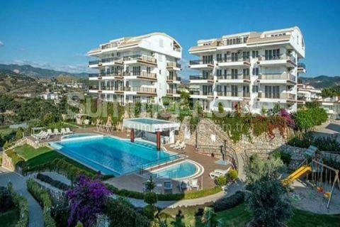 Luxury Apartments with Stunning Sea View in Konakli, Alanya