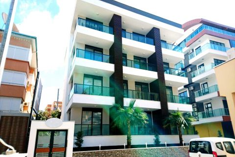 Cozy Apartments Close to All Local Facilities in the Center of Alanya
