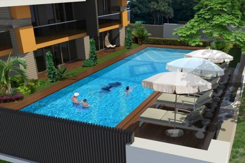 Luxury Apartments in High-End Complex in Konyaalti, Antalya