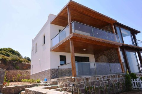 Wonderful Villa with Beautiful Sea View in Bodrum