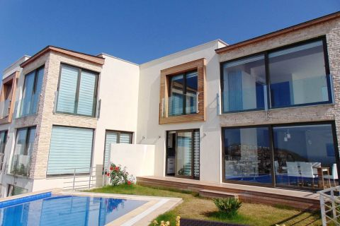 Beautiful Sea View Villas with Private Pool in Bodrum