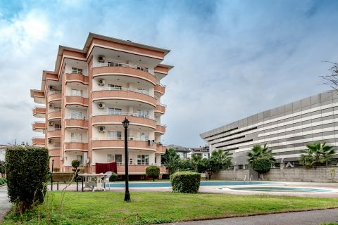 Stylish Apartment for Rent in Popular Area Oba, Alanya