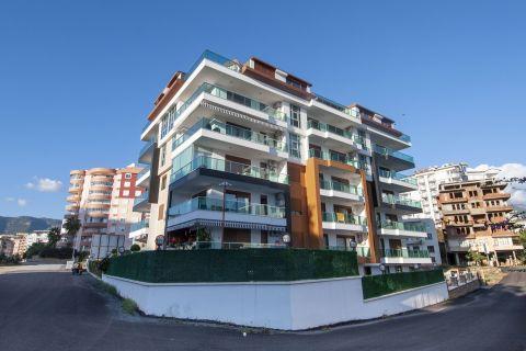 Appartements à prix raisonnable dans le quartier de Nice à Tosmur, Alanya