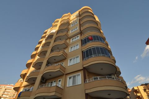 Nice Mountain View Apartment with Furniture in Tosmur, Alanya