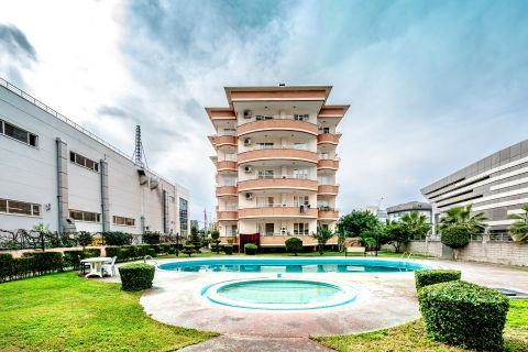Spacious Apartment at Reasonable Price in Attractive Area of Oba, Alanya