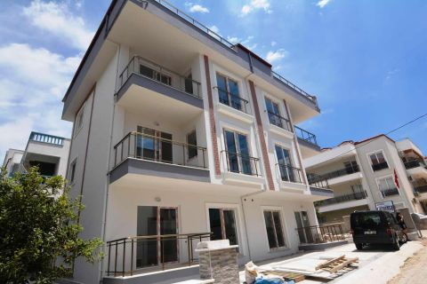 Low-Priced Apartments Near the Beach in Bodrum