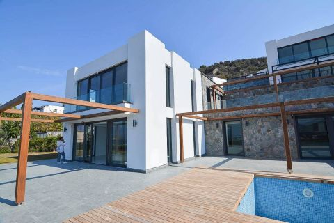 Luxurious Villas with Stunning Sea View in Bodrum