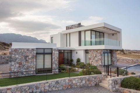Exclusive Villas with Amazing Sea View in Northern Cyprus