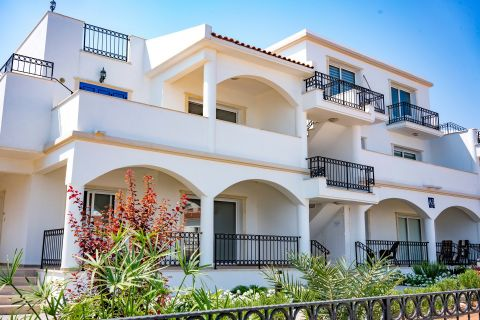 Luxury Apartments with Incredible Sea and Mountain View in Northern Cyprus