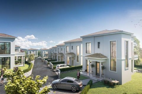 Brand New Apartments and Villas in Beautiful Green Surroundings in Northern Cyprus