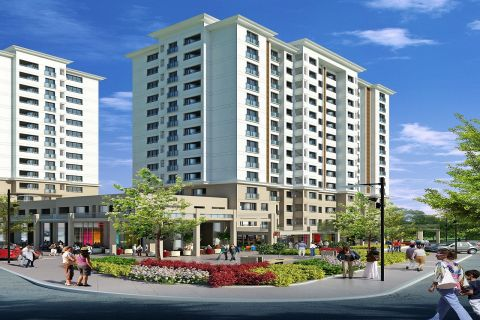 Modern Apartments at Reasonable Prices in the Best Area of Basaksehir,Istanbul