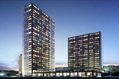 Delightful Apartments at Ideal Location of Basin Express, Istanbul