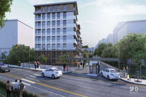 Spacious Homes with Reasonable Prices in Basin Express, Istanbul