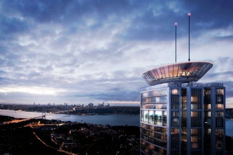Luxury Apartments in a Prime Location of Istanbul