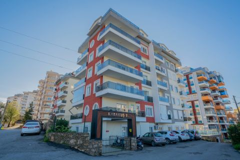 Spacious Duplex Apartment at Reasonable Price in Tosmur, Alanya