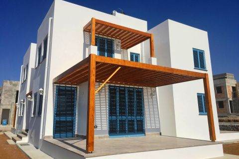 Luxurious Townhouses with Unlimited Sea View in Esentepe, Northern Cyprus