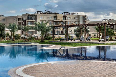 Ultra Luxury Sea View Apartments in Popular Resort of Kalecik, Cyprus