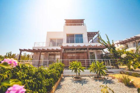 Fantastic Beach Villas at Peaceful Location in Kalecik, Cyprus