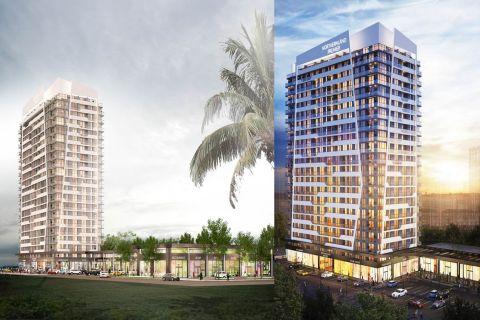 Moderne Wohnungen in guter Lage in Famagusta, Zypern