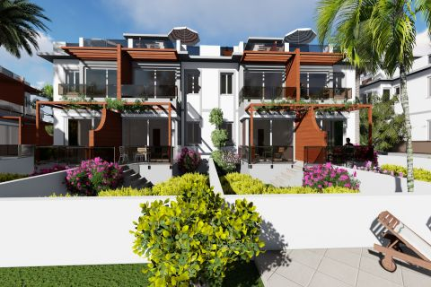 Affordable Seaside Apartments in Cozy Complex in Kyrenia, Cyprus
