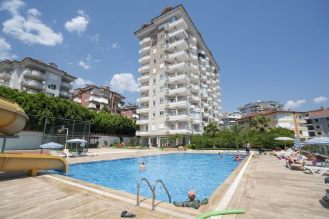 Cozy Appartment For Sale in Alanya, Cikcilli