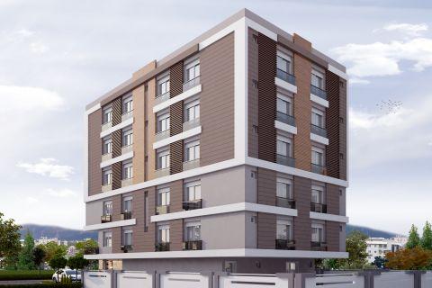 Nouveaux appartements au design scandinave