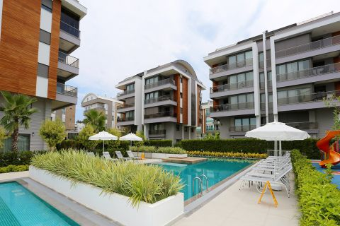 High-end Duplexes For Sale in Konyaalti, Antalya