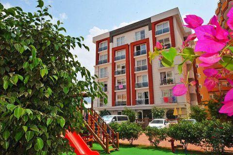 Небольшая квартира рядом с пляжем в Махмутларе, Аланья