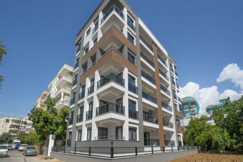 Des appartements a haut de gamme dans une region calme a vendre a Mahmutlar, Alanya