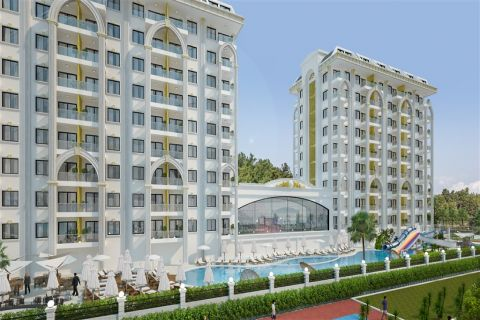 Brand New and Beautifly Designed Apartments in Avsallar, Alanya