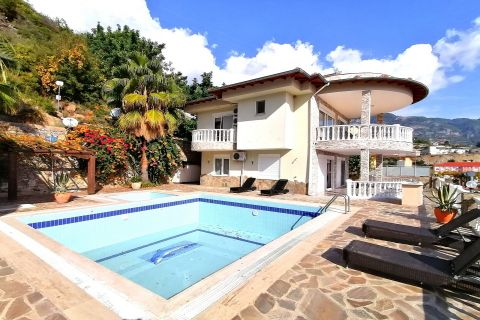 Exquisite Villa For Sale in Tepe, Alanya