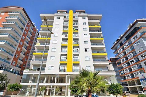Продается уютная квартира в Турции, Алания, район Махмутларе