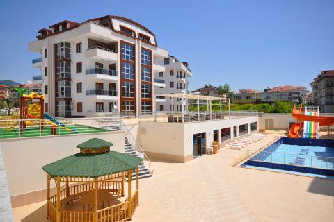 Выставлена на продажу роскошная квартира в Турции, Алания, район Оба