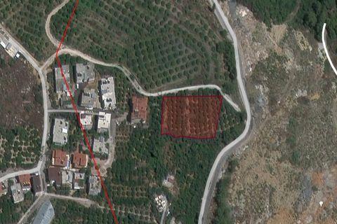 Alanya Oba'da 2112 m²'likSatılık Arsa