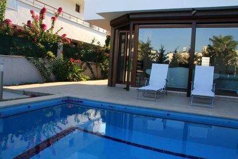 Fabulous Triplex With Private Pool For Sale in Belek, Antalya
