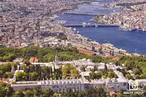 An Integrated Complex with Investment Apartments in Topkapi, Istanbul