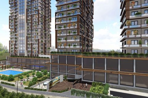 Beautiful Apartments For Sale at Affordable Price in Great Location in Esenyurt, Istanbul