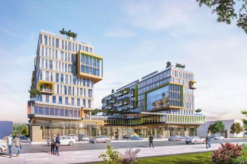 Appartements de haute qualité offrant une vue imprenable sur la ville à Avcilar, Istanbul