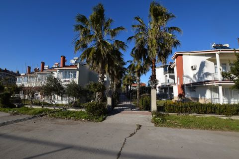 Möblierte Villa in Strandnähe zum Wiederverkauf in Belek, Antalya