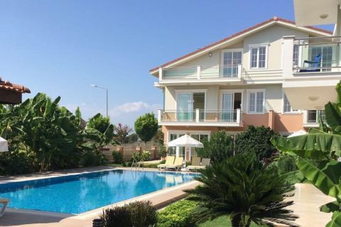 Luxurious Villa with Private Pool in Quiet Area of Belek, Antalya