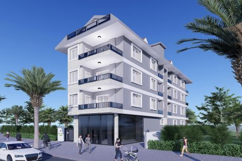 Elegant apartments by the sea in Oba