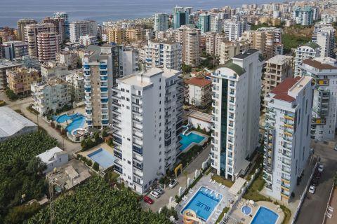 Appartements à vendre à Mahmutlar par un célèbre développeur