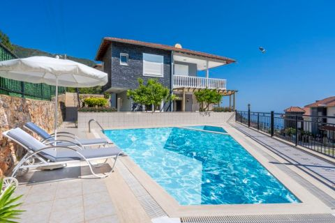 Schicke Villa mit Pool in Bektas, Alanya