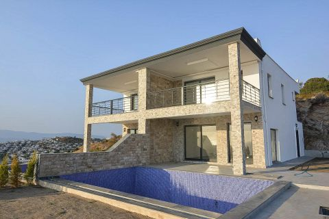 Elegant 2-Bedroom Villa for Sale in Bodrum