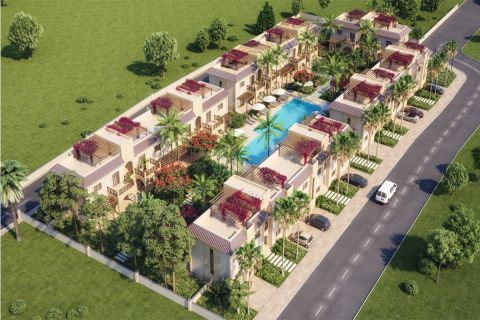 pleasant apartments near Famagusta