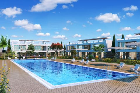 Apartments that offer maximum comfort in esentepe, cyprus