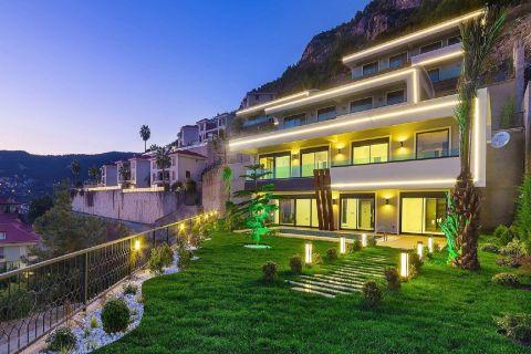 Spacieuse villa avec vue sur la mer à Bektaş